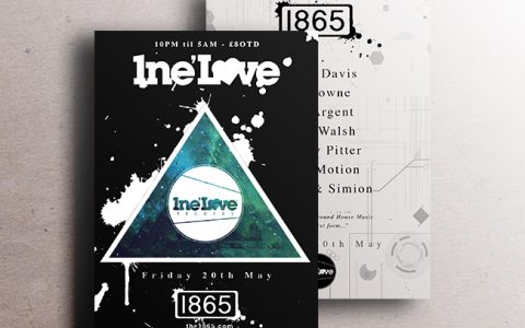 1neLove - Event Flyer